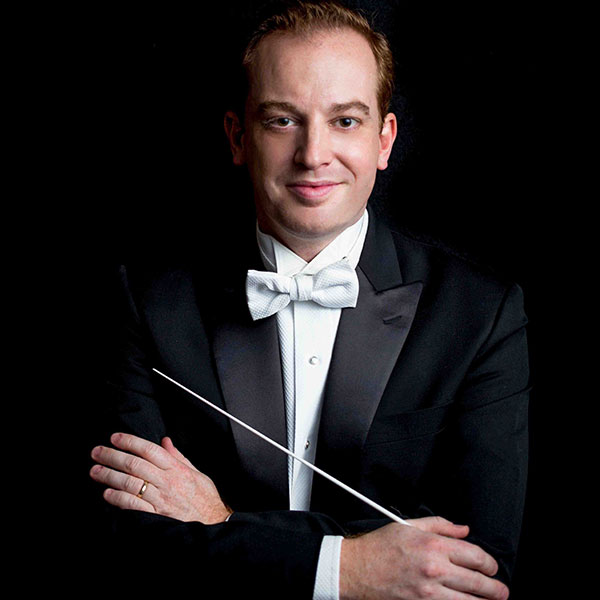 Steven Jarvi, conductor