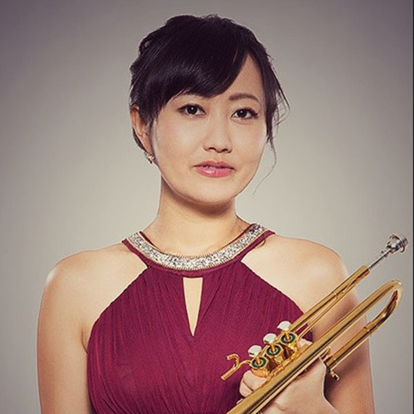 Ayano Guiles, trumpet