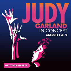 An Evening with Judy Garland
